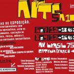 convite_arte5a100 - instalação: Copiador